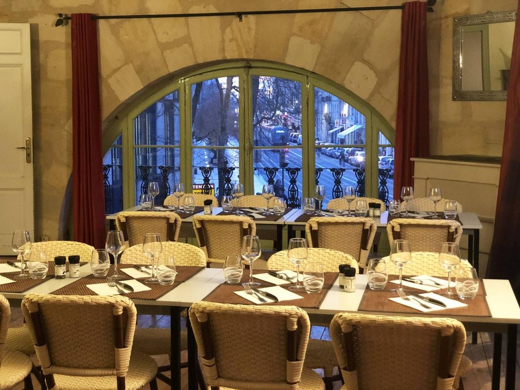 Le Restaurant - Le Bistro du Musée - Bordeaux