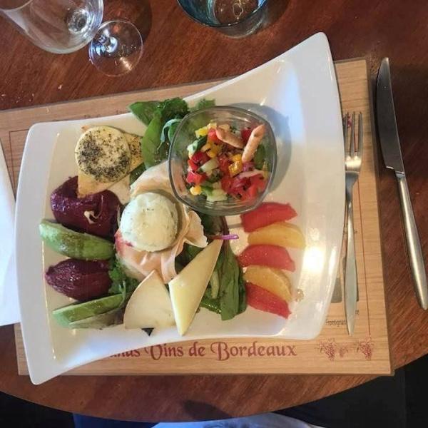 Carte - Le Bistro du Musée - Restaurant Bordeaux